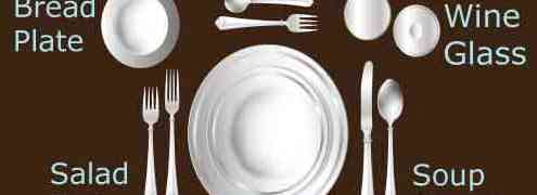 Dining Etiquette - Dining Mistakes You're Making That You Never Knew.